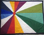 !!! Baby Quilt Hot-Air Balloon Style!