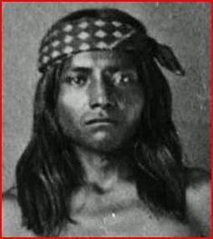 Es-kun-il-je-ha, scout Apache