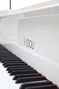 Fazioli Piano / Fazioli Piyano  Beyaz her yere yakışır. (scheduled via http://www.tailwindapp.com?utm_source=pinterest&utm_medium=twpin&utm_content=post16264438&utm_campaign=scheduler_attribution)