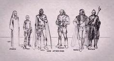 Moebius Dune Concept art - Imgur