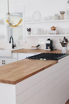 Amazing kitchen makeover