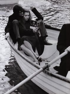 kate moss by bruce weber for vogue italia october 1996
