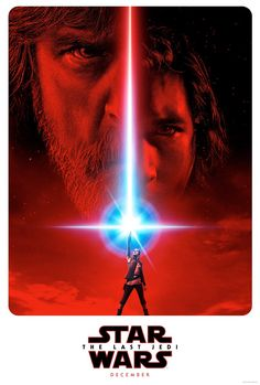 Star Wars: The Last Jedi teaser poster. I need it...