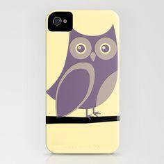 owl iPhone Case by PSdecor - $35.00