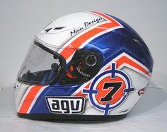Agv GP-Tech R.Rossi 2012 by Mau Design
