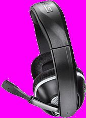 Plantronics Gamecom X360 Premium Wireless Stereo Gaming Headset $69