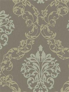 LP9840 - Wallpaper | Royal Cottage | AmericanBlinds.com