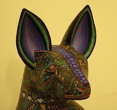oaxaca wood carving