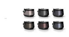 Premium rice cooker on Behance