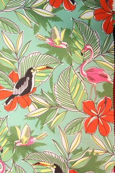 MPDClick SS14 Prints Trends_Acton Fabrics_tropical