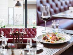 Restaurantfotografie im Le Flair in Düsseldorf mit SPEISENRAUM