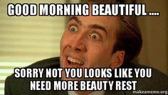 22 Hilarious Happy Birthday Niece Meme Pictures - Nine Bro Good Morning Meme, Morning Memes, Bad Morning, Morning Quotes, Happy Birthday Niece, Happy Birthday Funny, Work Anniversary Meme, Happy Anniversary, Good Morning Greeting Cards