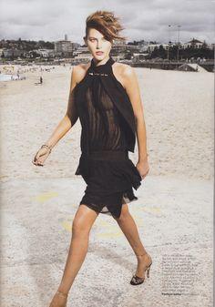 Vogue, April 2012