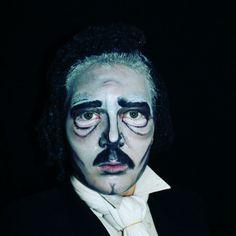 Tim burton's Edgar Alan Poe