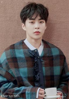 Xiumin 🌹 In the ballads where folk melodies combined with words taken from poems were popular. The are the beginning of a new era for K-Pop culture. K-Pop, which has developed itself only in the field… Continue Reading → Kim Minseok Exo, Baekhyun Chanyeol, Exo Ot12, Exo Kai, Kris Wu, K Pop, Exo Music, Exo Album, Exo Official