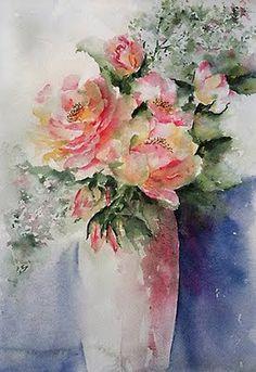 Stephie Butler Studio: Französisch Roses ....