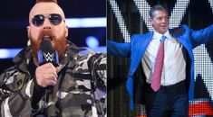 Sheamus recalls jab from Vince McMahon causing him to change his diet Vince Mcmahon, Sheamus, Wwe Champions, Wrestling News, Wwe News, Walking By, New Look, Interview, Change