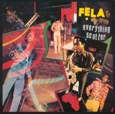 Fela Kuti - Noise For Vendor Mouth/Everything Scatter