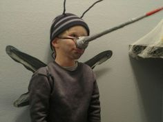 Image result for diy mosquito costume