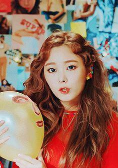 Eunwoo in Wee Woo girls&peace