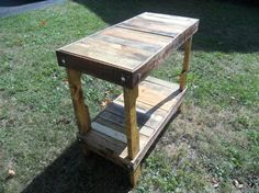 Recycled Upcycled Reclaimed Pallet