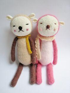 Gehaakte knuffels by -PFANG-