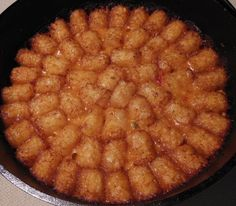 dutch oven taco tots recipe                                                                                                                                                     More