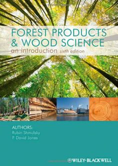 Forest Products and Wood Science by P. David Jones and Rubin Shmulsky Hardcover) for sale online Botanical Science, Agricultural Science, David Jones, Used Books, Life Science, Nonfiction Books, Book Review, Author, Architecture