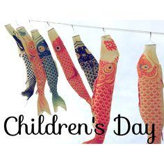 Children's Day in Japan  #koinobori