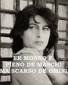 Best Places In Rome, Anna Magnani, Motivational Quotes, Inspirational Quotes, Italian Quotes, Richard Gere, Love Film, Yesterday And Today, True Words