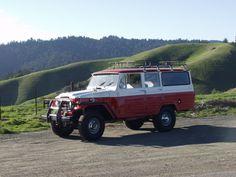 1964 Toyota Land Cruiser FJ45LV