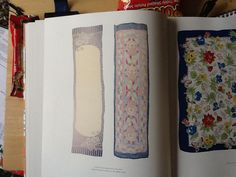 1920s/30s silk chiffon scarves