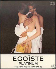Egoiste Chanel, 1990s