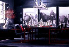 Adventures in Interior Design: Ralph Lauren's Black Mountain Collection