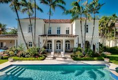 The French City Village of Coral Gables- The Glam Pad     Mandy and Jims Mott Schimdt house
