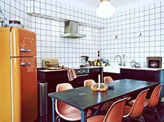 Home & Garden : Tangerine Tango : la couleur de lannée 2012 !