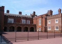 Friary court, st. James's palace