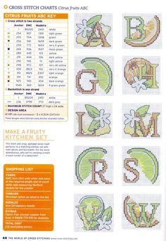 (1) Gallery.ru / Фото #36 - The world of cross stitching 127 - tymannost