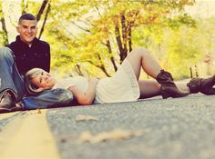 Outdoor Engagement Photography LundynBridge Events