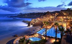 With its windswept beaches and immaculate golf courses, Baja California has become one of Mexico's best-loved boltholes. The 33km stretch of coast near Cabo San Lucas is dotted with starry hotels and spas frequented by the Hollywood crowd and intrep...