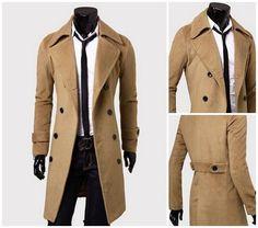 Coat - The Boss Jacket