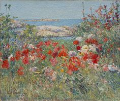 Childe Hassam (1859–1935) | Thematic Essay | Heilbrunn Timeline of Art History | The Metropolitan Museum of Art