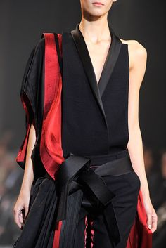 Haider Ackermann - Spring 2011 Ready-to-Wear - Look 84 of 95