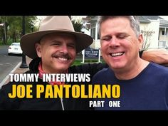 Tommy Interviews Joe Pantoliano - Part 1 of 2