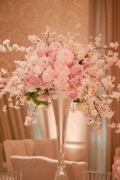 The Beauty of a Cherry Blossom Wedding Theme. | Read more: http://simpleweddingstuff.blogspot.com/2015/03/the-beauty-of-cherry-blossom-wedding.html