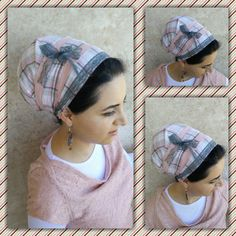 head scarves jewish head covering headscarves by oshratDesignz