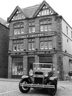 Grahams Grocery Shop www.jjgraham.co.uk