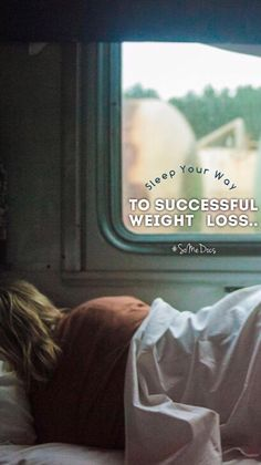 Sleep Your Way to Successful Weight Loss
