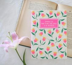 Cute Korean stationery 2016 Journal 64P portable monthly planner floral notebook agenda pvc softcover gift-in Notebooks from Office & School Supplies on Aliexpress.com | Alibaba Group