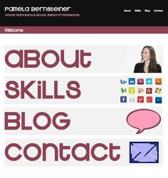 my #website pamela-bernsteiner.de Contacts Online, Pamela, Website, Online Marketing, Social Media, Blog, Blogging, Social Networks, Social Media Tips